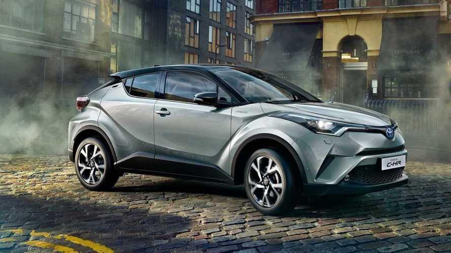 Precios y descuentos del Toyota C-HR 2019, un SUV muy demandado