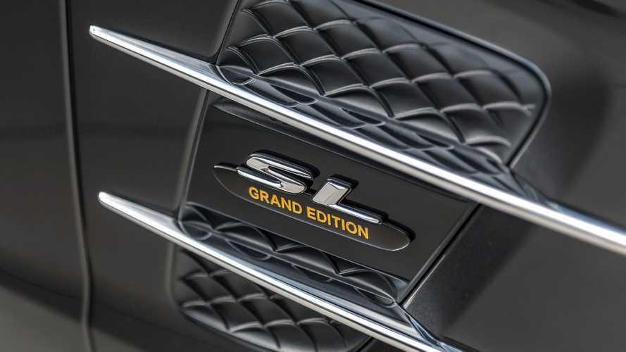Mercedes-AMG prépare le renouvellement de la SL