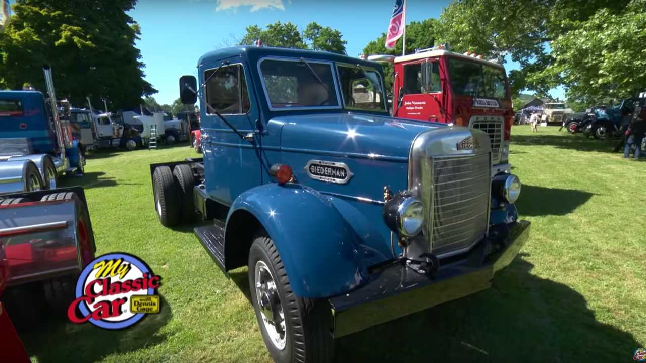 MyClassicCarTV classic truck show