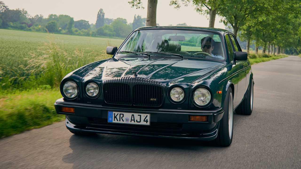 Jaguar XJ - 1968