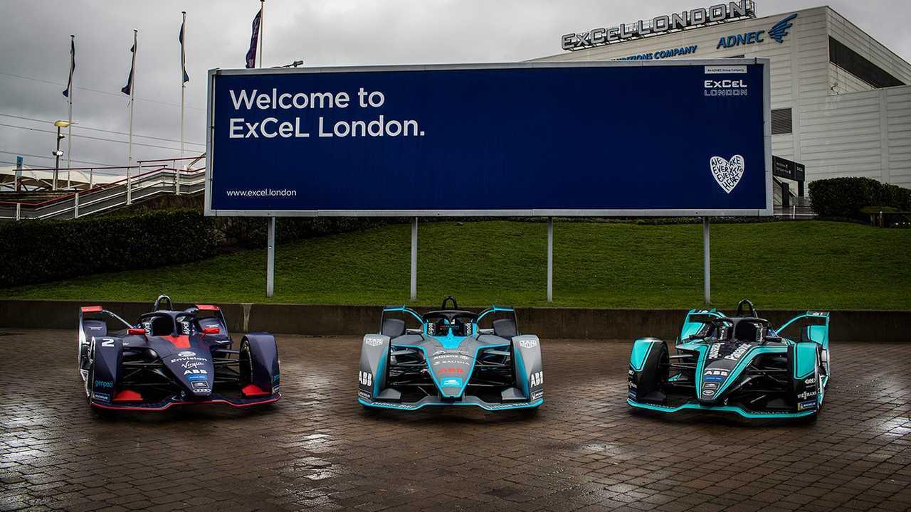 London E-Prix announcement