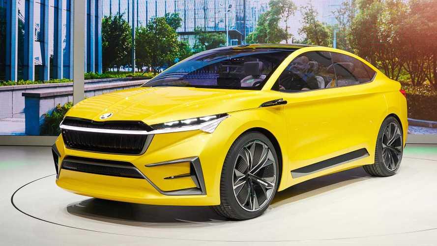 Škoda Vision iV Concept - Une énième vision du futur de la marque