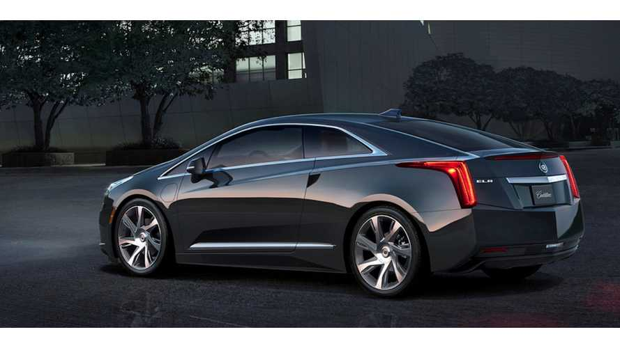More Cadillac ELR Photos Ahead Of Official Debut Tuesday