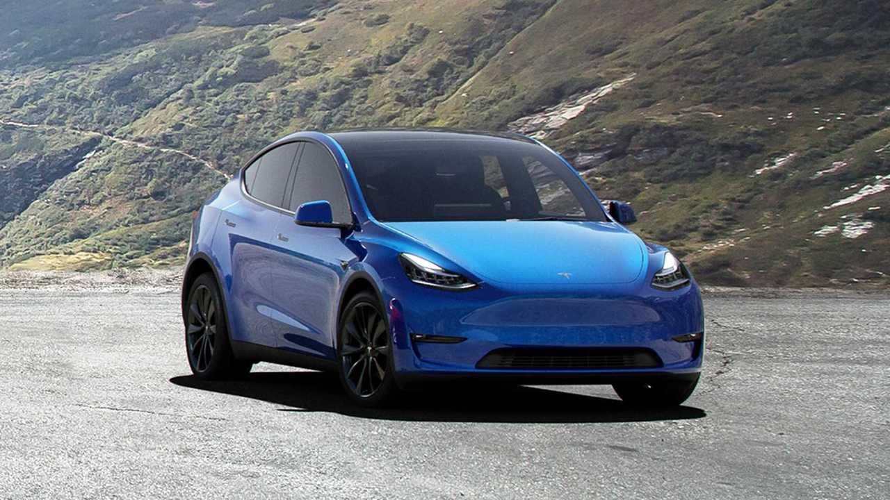 Modèle 2020 Tesla Y