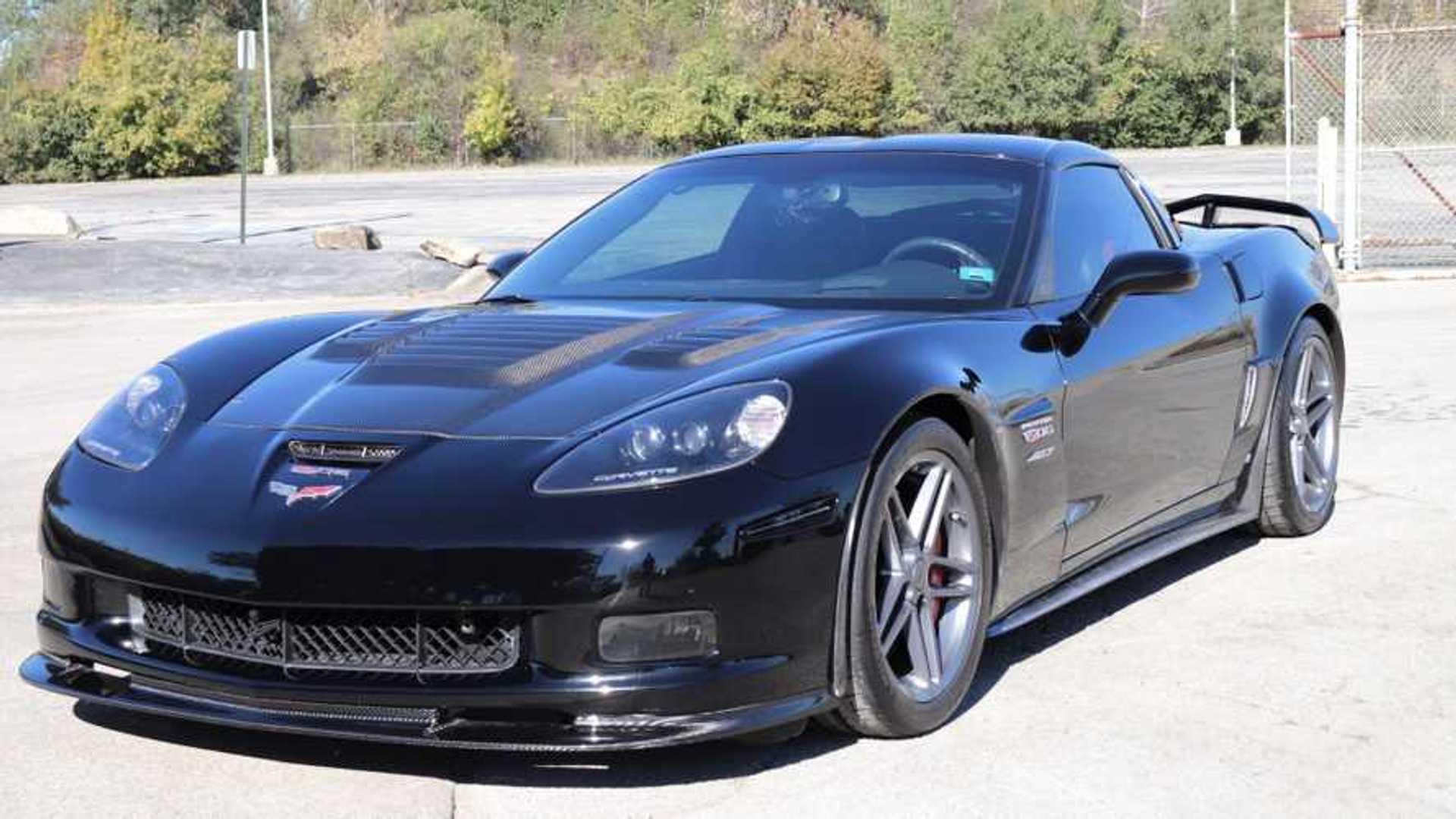 """[""""2006 Chevrolet Corvette/Lingenfelter Build""""]"""