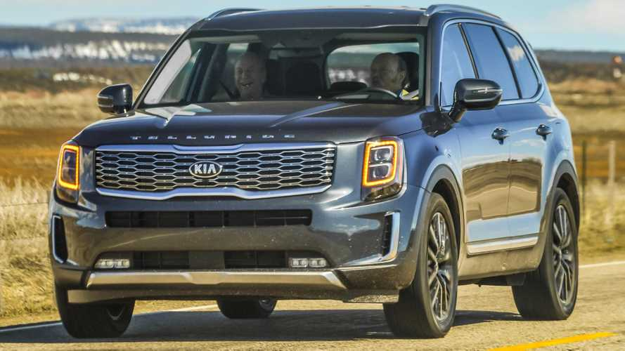 Kia Telluride Could Get Posh Trim Level, Off-Road Package: Report