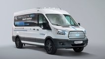 Ford Transit All-Electric Smart Energy Concept
