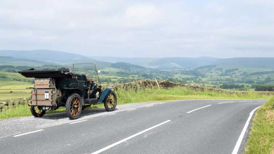 Taking On England With America's Forgotten Pre-War Car