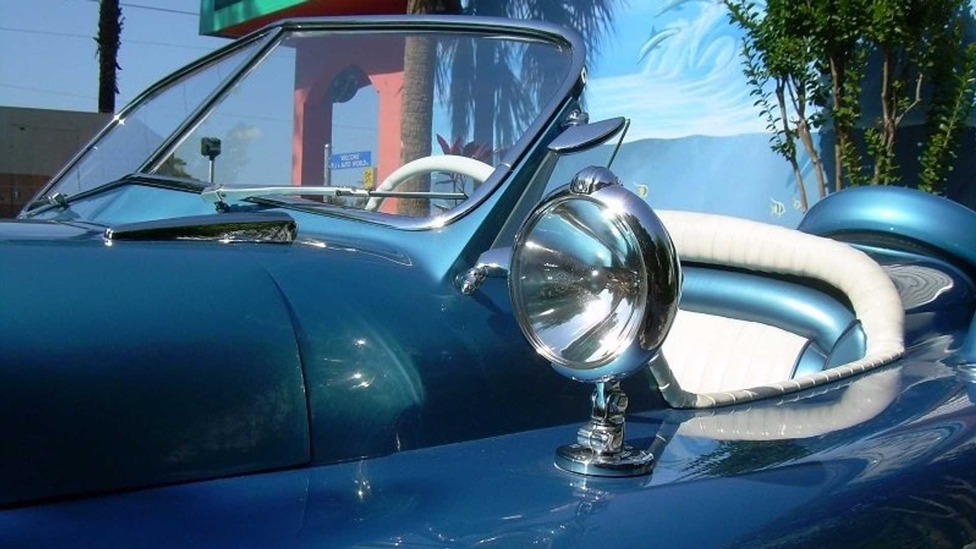 "[""One Off In The Original Form, 1948 Mercury Templeton Saturn for Sale""]"