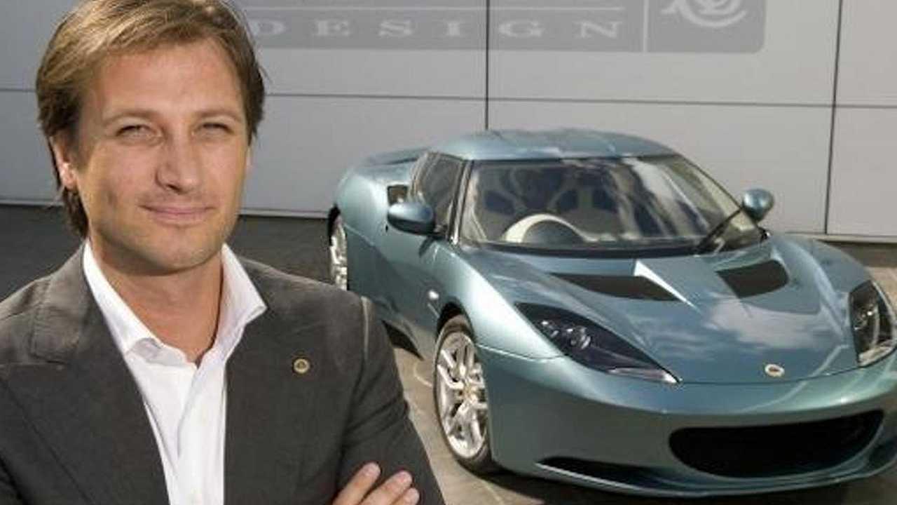 Lotus CEO Dany Bahar