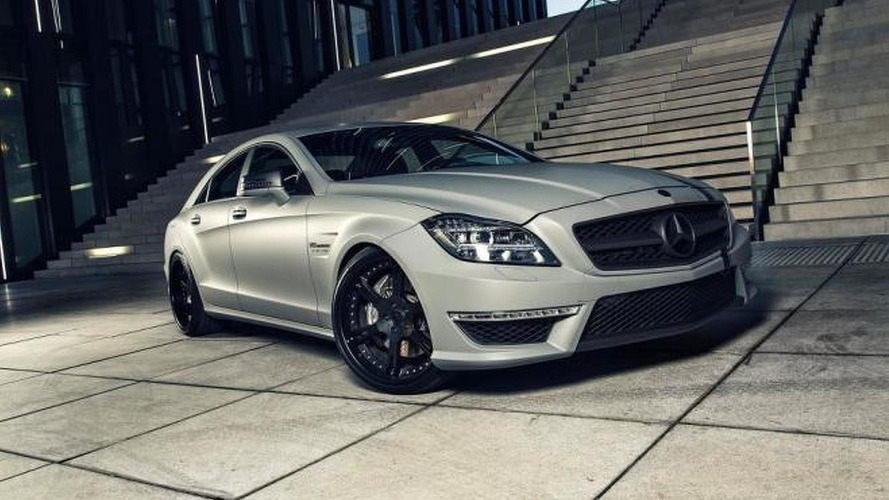 Wheelsandmore updates tuning kit for Mercedes-Benz CLS 63 AMG