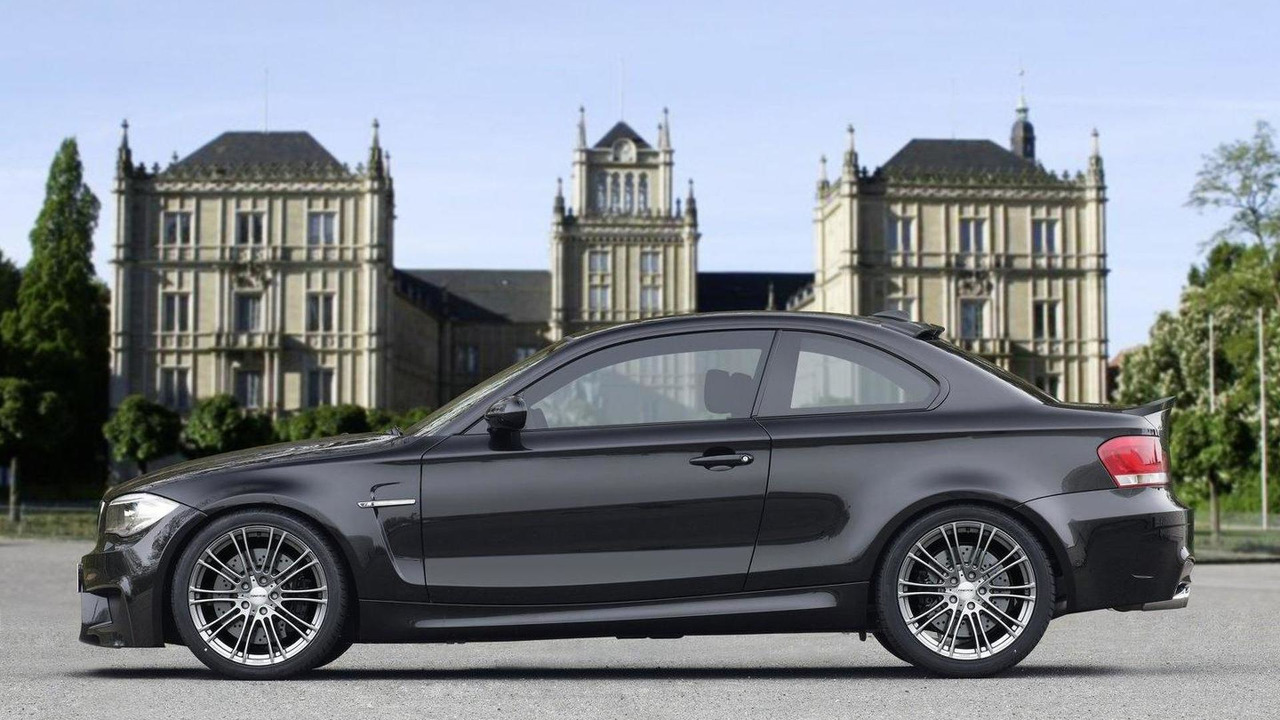 Hartge BMW 1-Series M Coupe 14.03.2012
