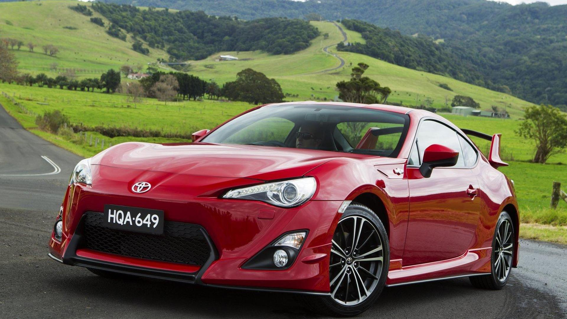 TRD considering a supercharger kit for the GT 86 FR S report