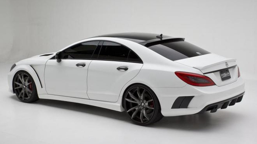 2011 Mercedes CLS-M by Misha Designs