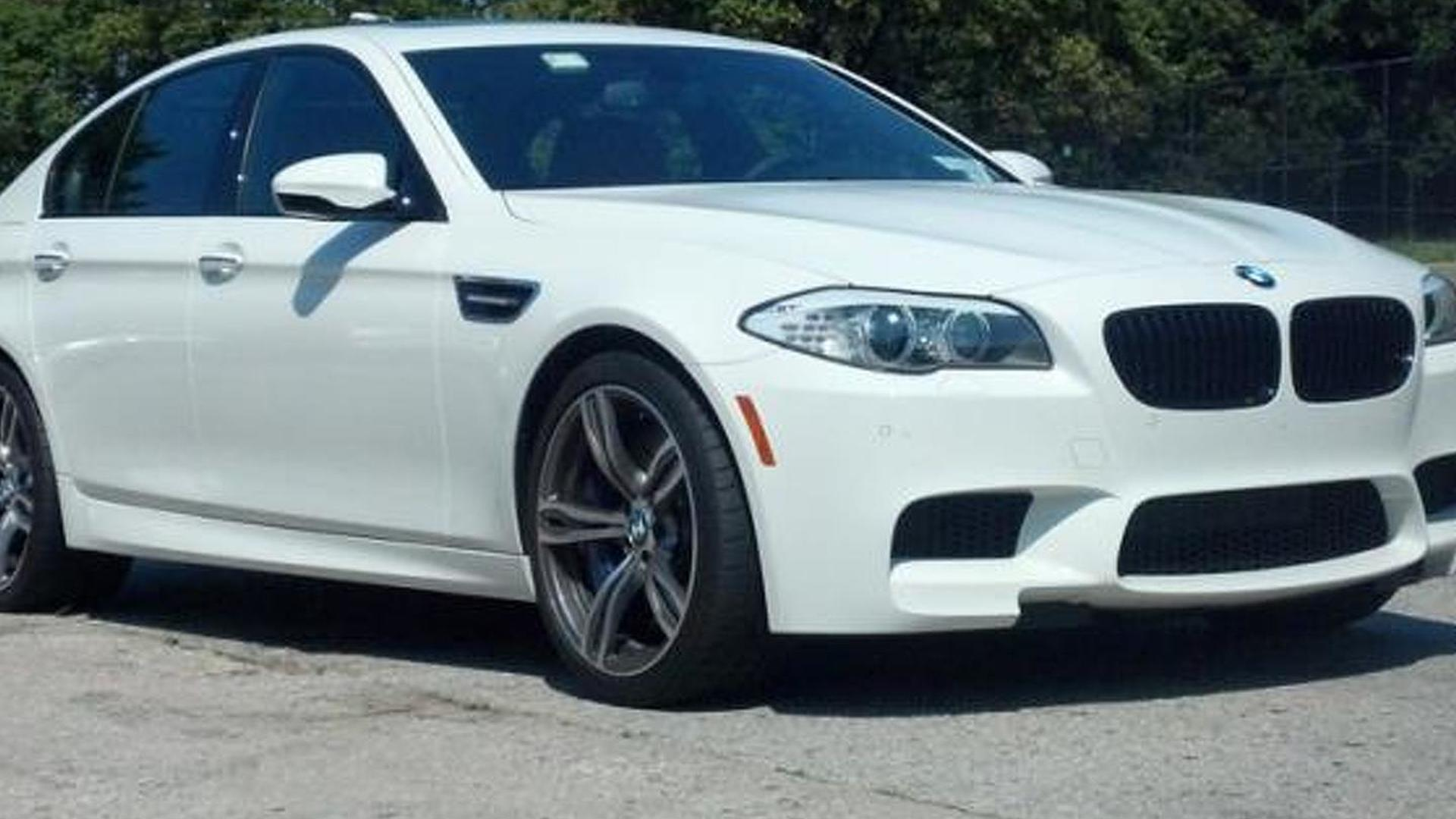 Bmw M5 F10 >> Standard Bmw M5 F10 Does The Quarter Mile In 11 78 Seconds