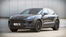 H&R Sportfedern für Porsche Macan Vierzylinder