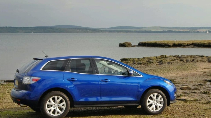 Mazda CX-7 On Sale As Of September 1