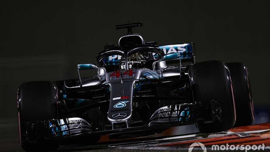 F1: Hamilton voa em classificação e faz pole no GP de Abu Dhabi