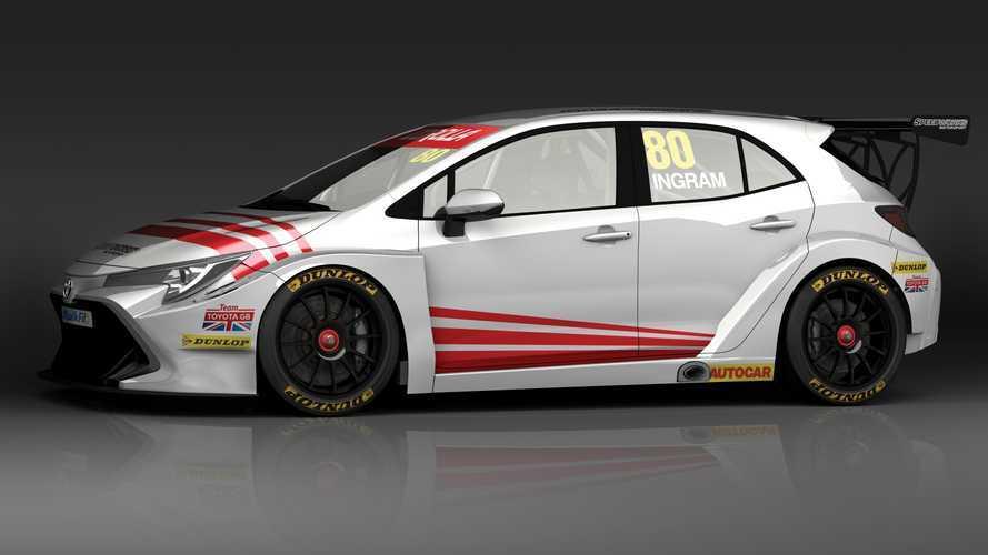 Toyota вернётся с заводской командой в BTCC