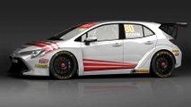 Team Toyota GB Toyota Corolla BTCC