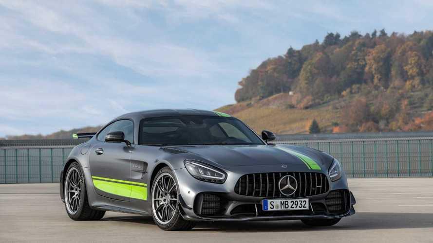 Mercedes-AMG GT R Pro, la pista nel suo DNA