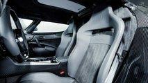Çıplak karbon fiber gövdeli Koenigsegg Regera'ya bayılacaksınız