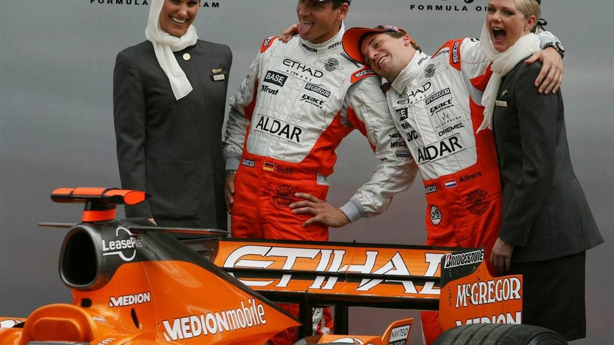 Sponsors to appeal Force India court ruling