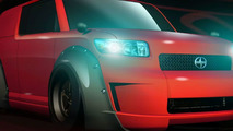 Scion xB DJ 2.0 by Five Axis - SEMA 2009