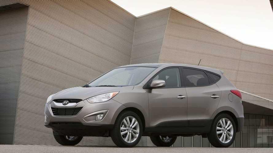 2010 Hyundai Tucson Revealed in L.A.