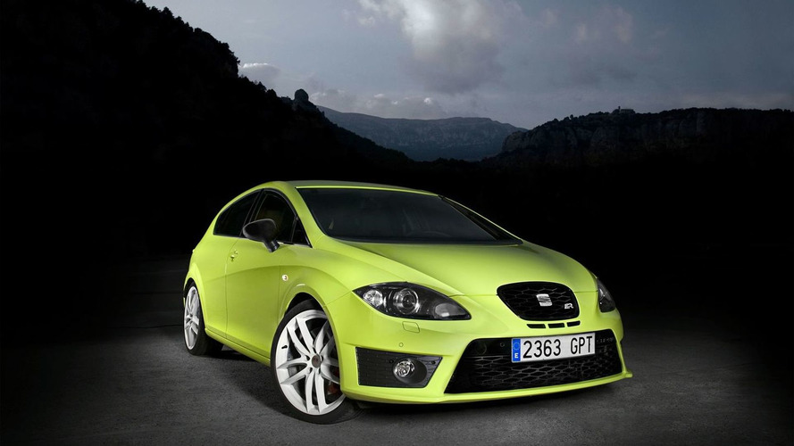 Seat Leon Cupra R in Detail