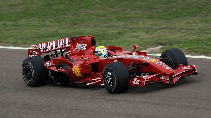 Massa back on track at Fiorano