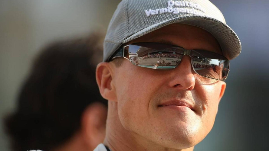 Schumacher world's second-richest sportsman