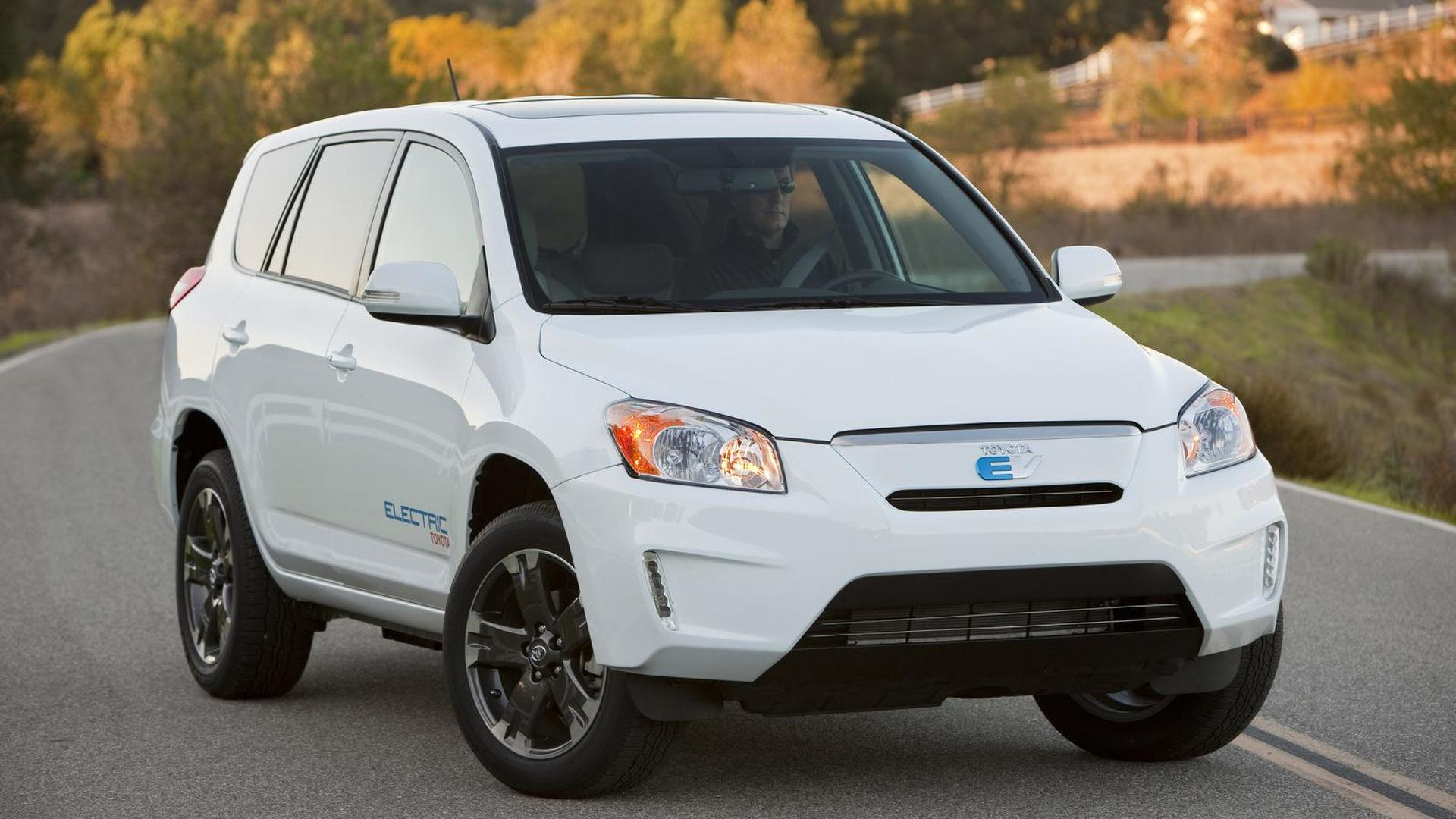 Toyota Rav4 Ev To Be Discontinued Deal With Tesla Motors Not Being Renewed