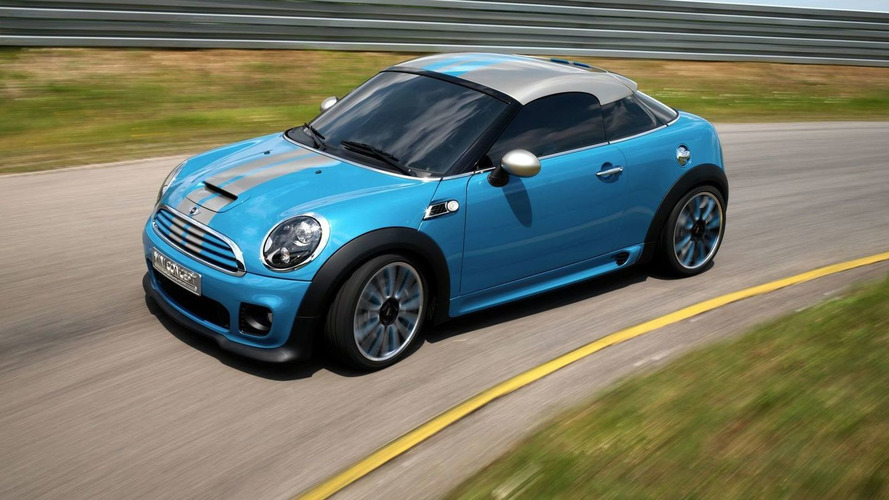 MINI Coupe Concept Revealed