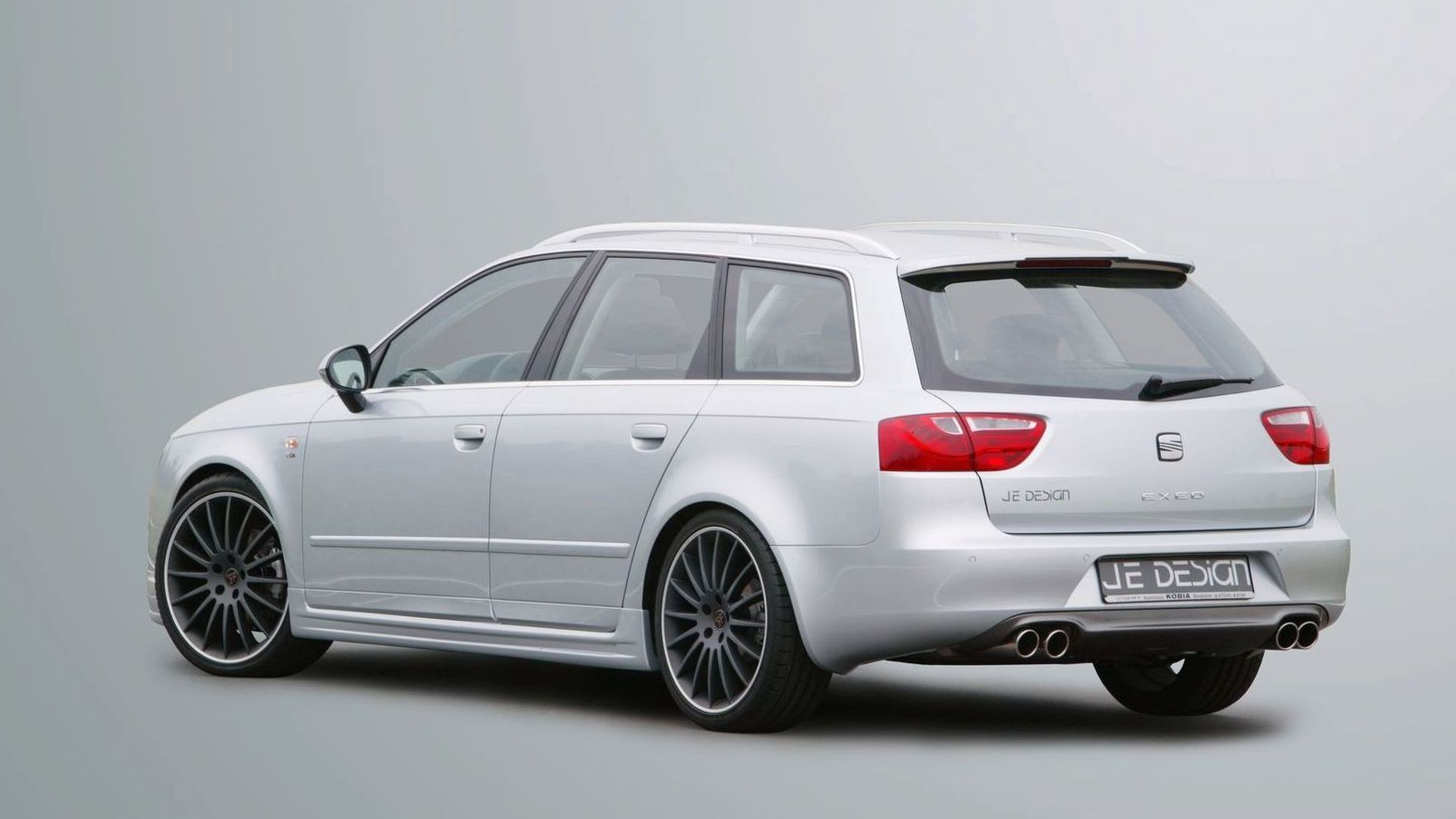 Hedendaags JE Design releases SEAT Exeo ST details and photos VU-94