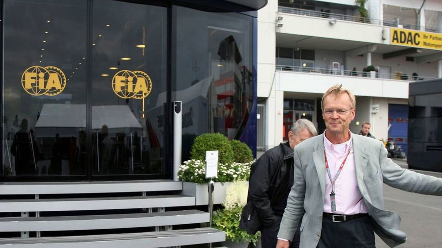 FIA presidency was 'beyond' Vatanen - Mosley