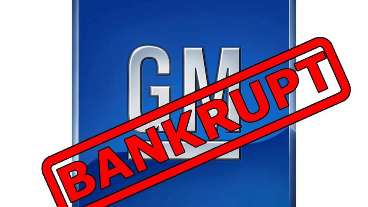 General Motors Bankrupt
