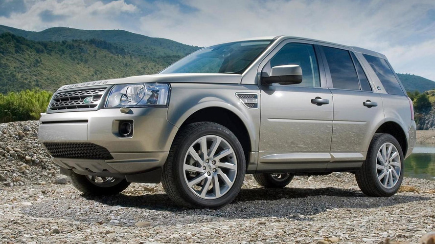 2011 Land Rover Freelander 2 gets minor facelift & upgraded diesel engine