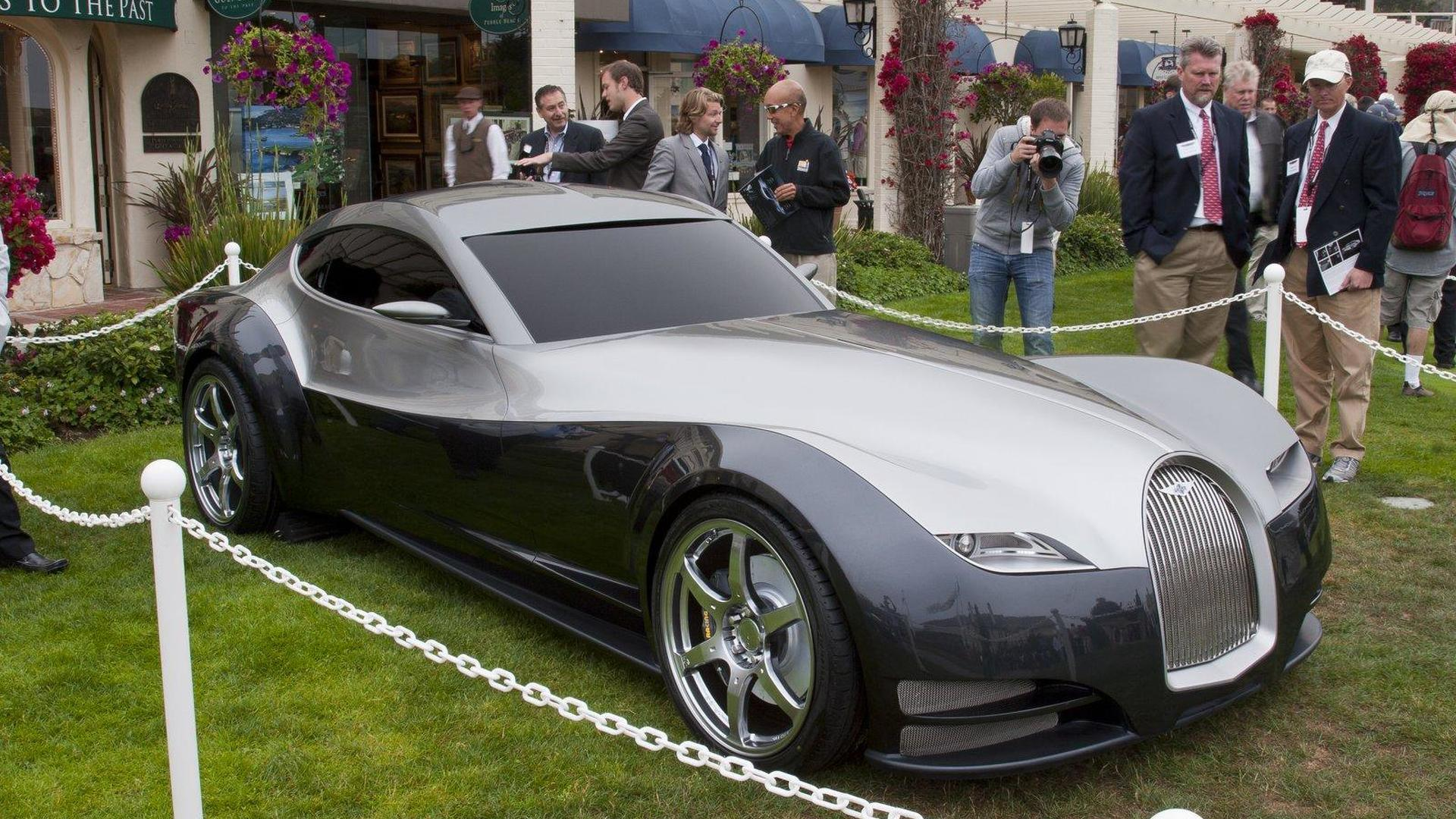 Morgan EvaGT delayed two years to develop magnesium technology
