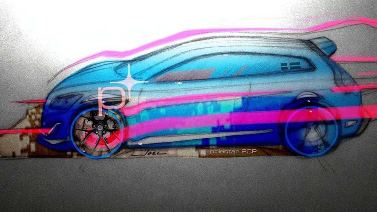 Polestar Performance Volvo C30 Performance Concept Prototype 01.04.2010
