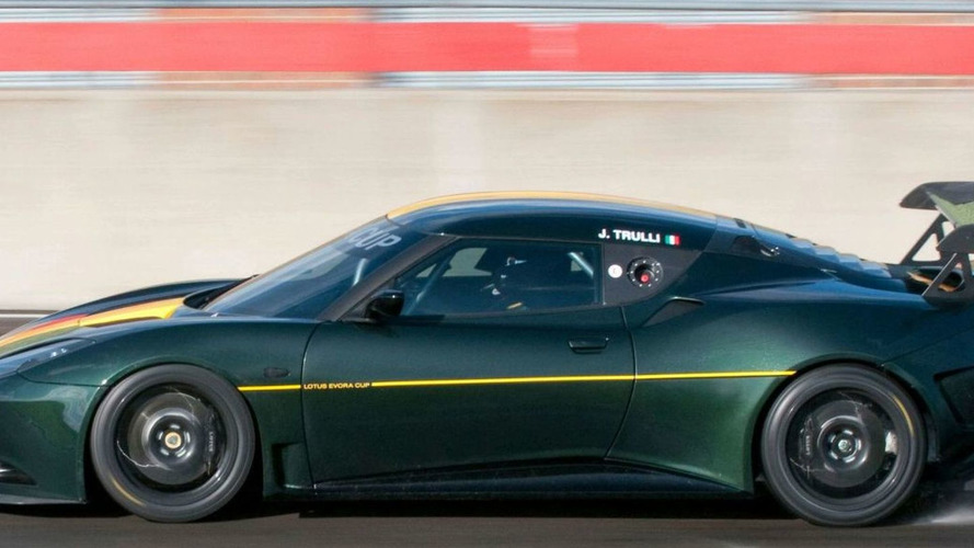 Lotus Taps Jarno Trulli to Help Develop Evora Cup Car