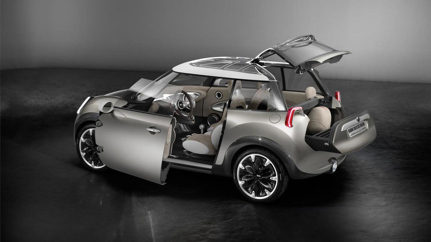 MINI Design Director wants a production Rocketman