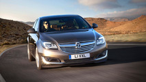 2013 Vauxhall Insignia facelift 12.06.2013