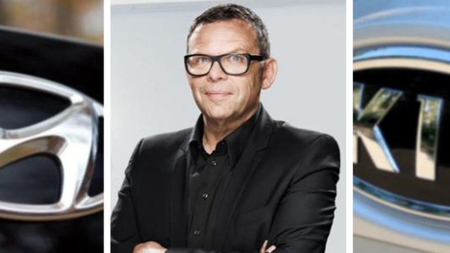 Peter Schreyer wants distinct identities for Kia and Hyundai, less overlapping models