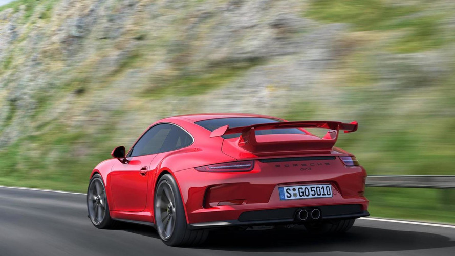 2014 Porsche 911 GT3 priced from 130,400 USD