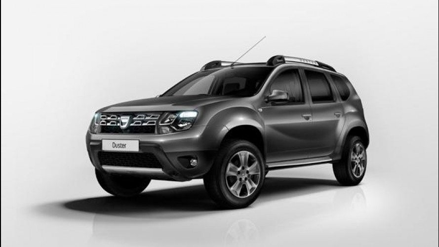 Dacia Duster restyling, le prime foto
