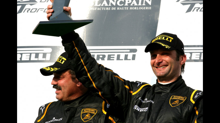 Lamborghini Blancpain Super Trofeo sbarca in Germania