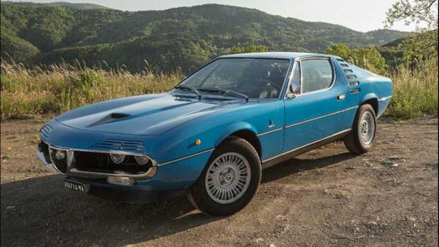 Alfa Romeo Montreal: massima aspirazione