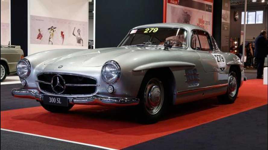 Auto e Moto d'Epoca, Mercedes lancia FirstHand Classic