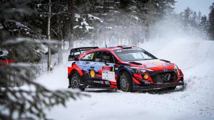 Tänak devance Neuville en Estonie pour préparer l'Arctic Rally